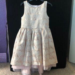 H&M little girls dress sz5/6